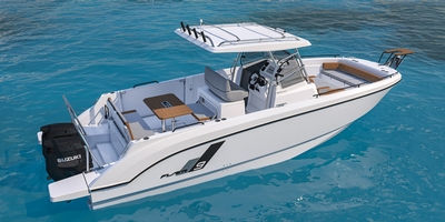 Beneteau Power Flyer 9 SPACEdeck