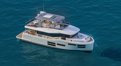 Beneteau Power Grand Trawler 62