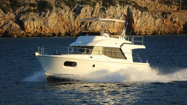 Beneteau Power Swift Trawler 35